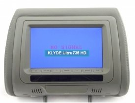 KLYDE Ultra 735 HD Black
